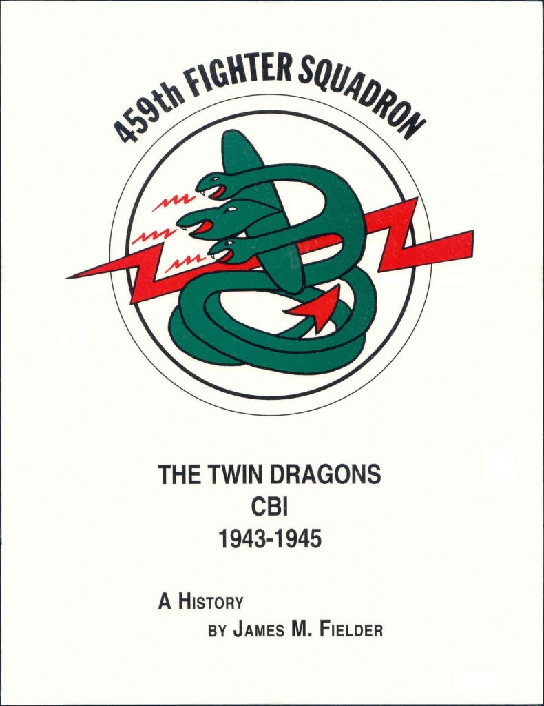 459th Fighter Squadron, The Twin Dragons